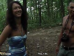 Вход в леса за деньги и забаву