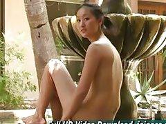 горячаголая я азиатка призывает взглядом трахнуть ее